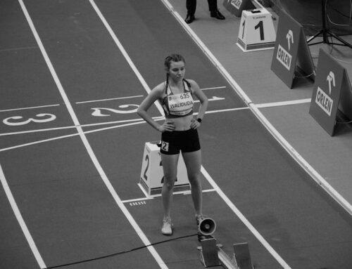 Biegały w Mistrzostwach Polski
